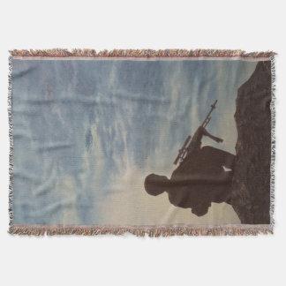 Wurfs-umfassendes Militär alle Jahreszeit Decke
