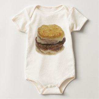 Wurst-Keks Baby Strampler
