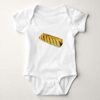 Wurst-Rolle Baby Strampler