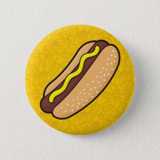 Würstchen Runder Button 5,1 Cm