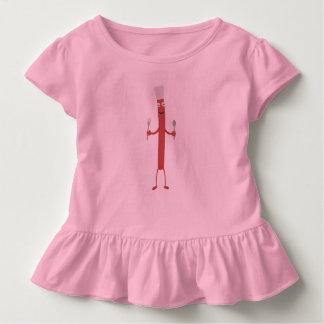 Wurstkoch Zojfa Kleinkind T-shirt