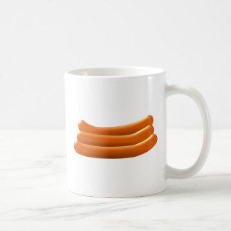 Würstl Würste sausages Kaffeetasse