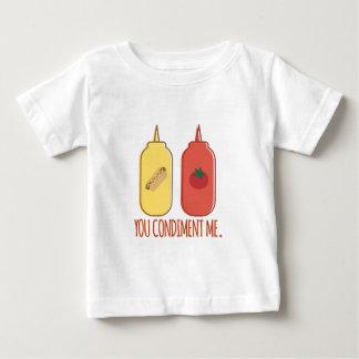 Würze ich baby t-shirt