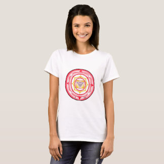 Wurzel Chakra: Ich bin T-Shirt