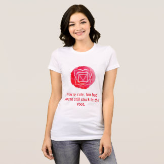 Wurzel Chakra Shirt