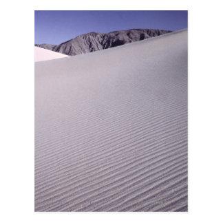 Wüste, Nationalpark Death Valley, Kalifornien Postkarte