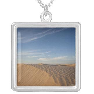 Wüste Tunesiens, Sahara, Douz, große Düne, Versilberte Kette