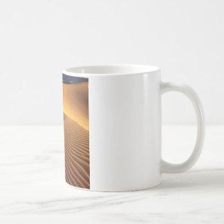 Wüsten-Abdrücke Namib Namibia Afrika Kaffeetasse