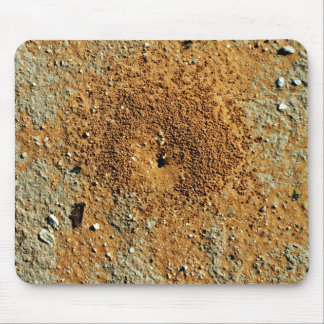 Wüsten-Ameisenhaufen Mousepad