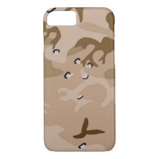 Wüsten-Camouflage iPhone 8/7 Hülle