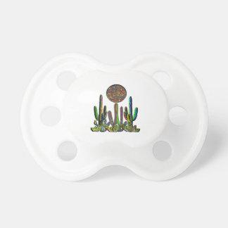 Wüsten-Disco Schnuller