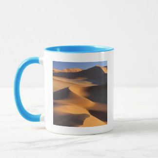 Wüsten-Dünen, Sossusvlei, Namib-Naukluft Tasse