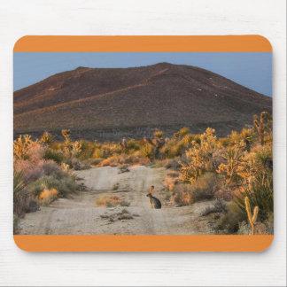 Wüsten-Hase-Mausunterlage Mousepad