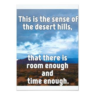 Wüsten-Hügel Karte