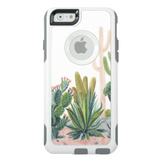 Wüsten-Kaktus-Aquarell OtterBox iPhone 6 Fall OtterBox iPhone 6/6s Hülle