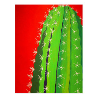 Wüsten-Kaktus Postkarte