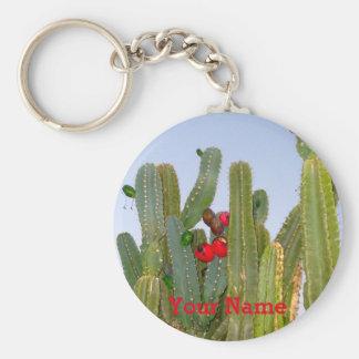 Wüsten-Kaktus-Schlüsselkette Schlüsselanhänger