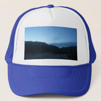 Wüsten-Sonnenaufgang-Fernlastfahrer-Hut Truckerkappe