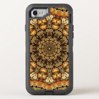 Wüsten-Tempel-Mandala OtterBox Defender iPhone 8/7 Hülle