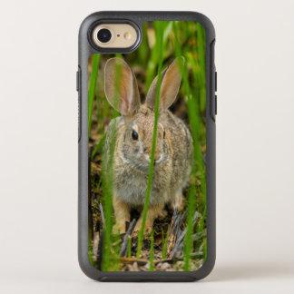 Wüsten-Waldkaninchen-Kaninchen OtterBox Symmetry iPhone 8/7 Hülle