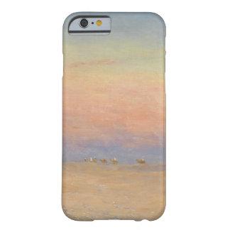 Wüsten-Wohnwagen Barely There iPhone 6 Hülle