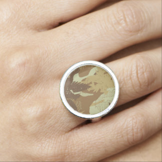 Wüstenadlertarnung Ring