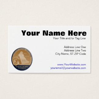 Wüstensturm-Tierarzt Visitenkarte