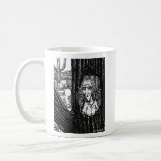 Wüstesnowbird-Grüße Kaffeetasse