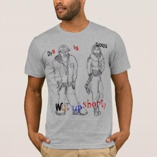 wut herauf shorty T-Shirt