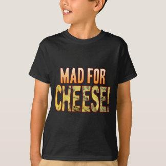 Wütend für Blauschimmelkäse T-Shirt