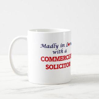 Wütend in der Liebe mit einem kommerziellen Anwalt Kaffeetasse