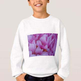 Wütend über Pfingstrosen Sweatshirt