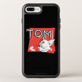 Wütende Katze Toms und Jerry OtterBox Symmetry iPhone 8 Plus/7 Plus Hülle