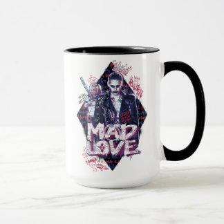 Wütende Liebe der Selbstmord-Gruppe-  Tasse