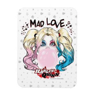 Wütende Liebe Harley Quinn des Batman-|, der Magnet