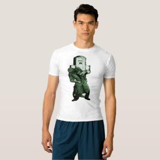 Wütende Wissenschafts-Roboter-Angriffe! rashguard T-shirt