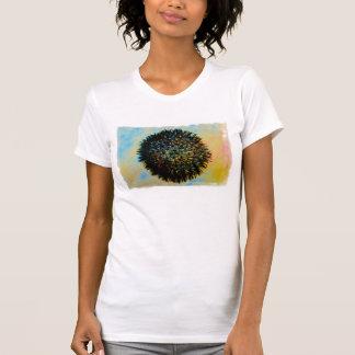 wütender Ball 8 T-Shirt