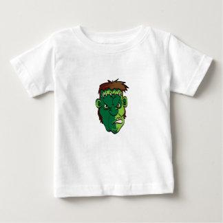 WÜTENDER Frankie Entwurf Baby T-shirt