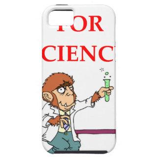 wütender Wissenschaftler iPhone 5 Etui