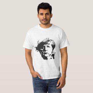 Wütendes Merkel T-Shirt