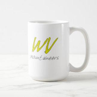 WV Fußballbecher Kaffeetasse