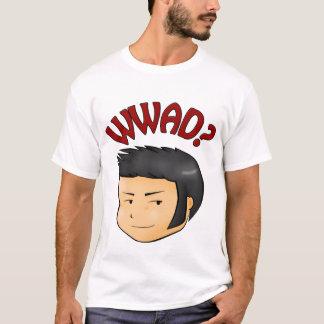 WWAD? T-Stück Aarons Barrett T-Shirt