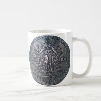 WWII Denkmal Kaffeetasse