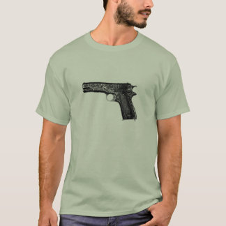 WWII M1911 Pistole T-Shirt