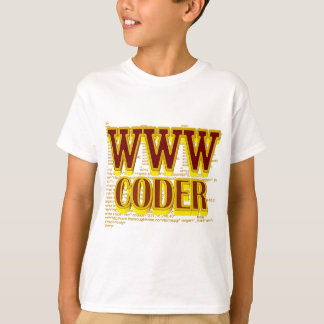 WWW-Kodierer T-Shirt
