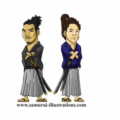 www.samurai-illustrations.com foto figuren