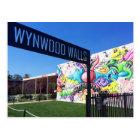 Wynwood Wände, Miami Postkarte