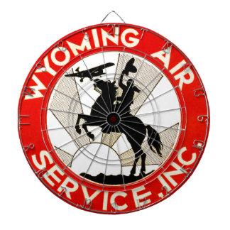 Wyoming-Fluglinienverkehr Dartscheiben