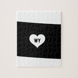 Wyoming-Liebe Puzzle