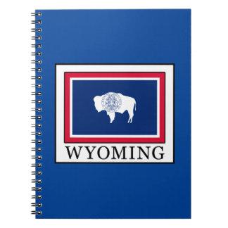 Wyoming Notizblock
